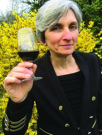 Isabelle Roberty - Dégustation de vins libanais