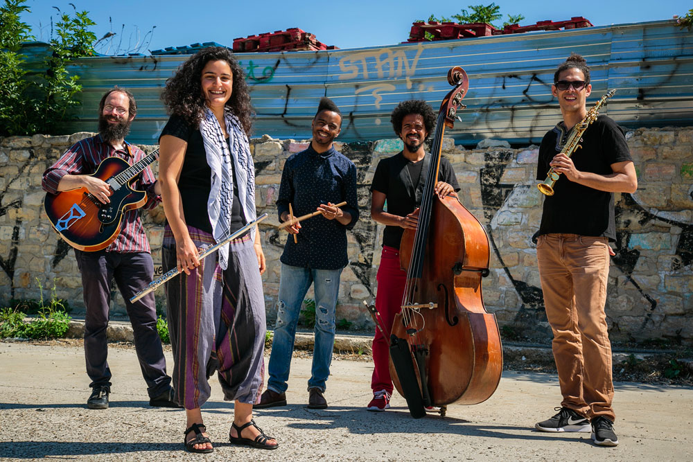 Naïssam Jalal / Rhythms Of Resistance