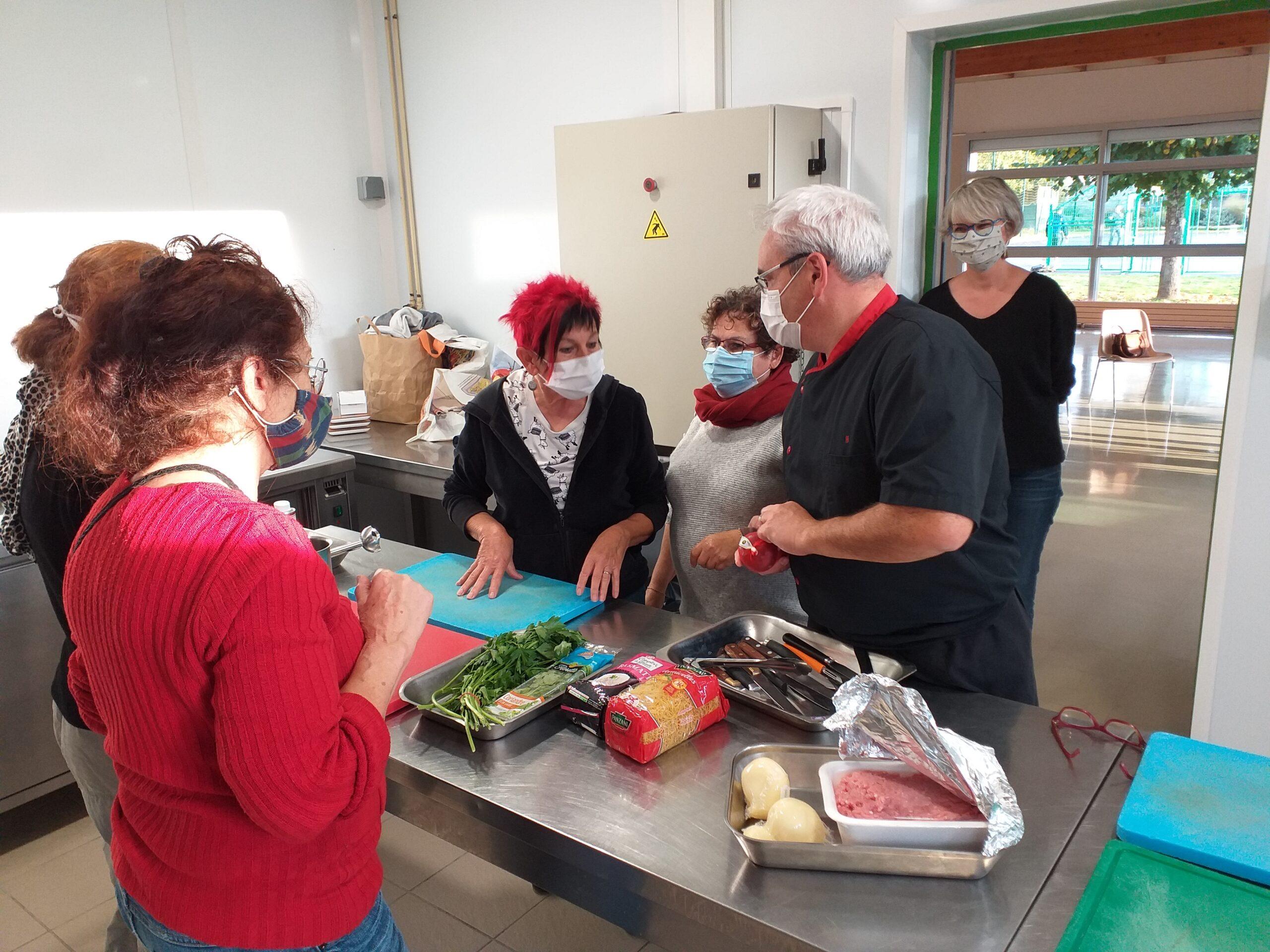 Cuisine sociale